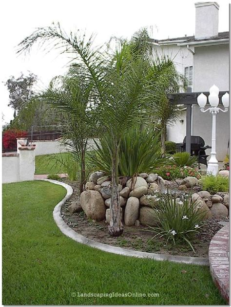 Landscape Ideas To Divide Yards How To Divide Overlapping Front Lawns Landscaping Ideas