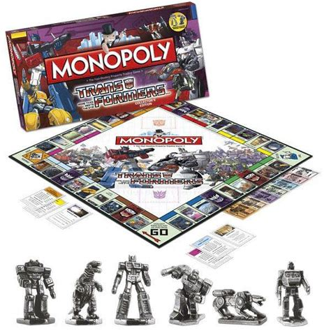 Monopoly Transformers monopoly transformers retro the store