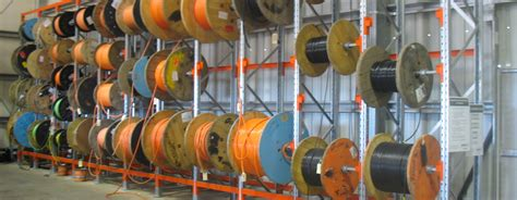 Cable Drum Racking Systems cable racking systems in brisbane qld macrack pallet