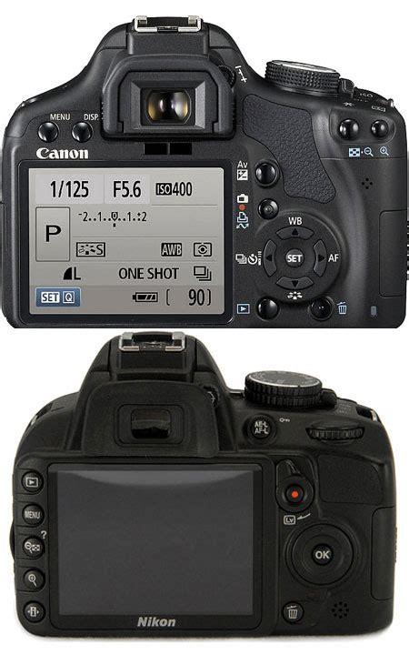Canon 500d Vs 1100d Nikon D3100 Vs Canon T1i 500d