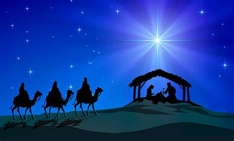 Night Sky Wall Mural nativity scene pictures images and stock photos istock