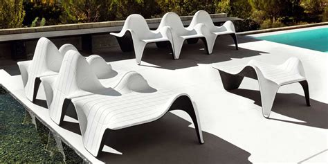 coole outdoor möbel f3 club chair by fabio novembre armchairs lounge