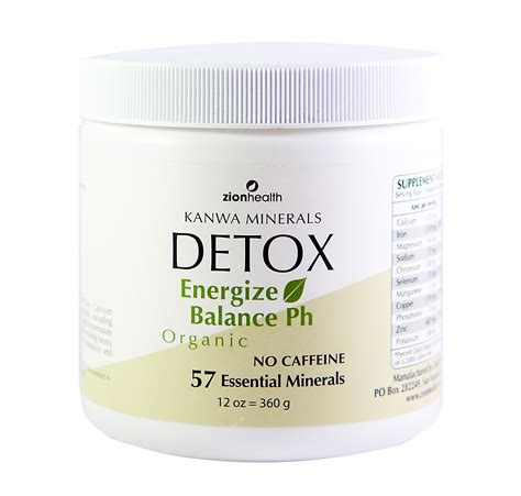 Viatmin Mineral Detox by Supplements