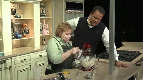 QVC & KitchenAid! David Venable Shows You KitchenAid's