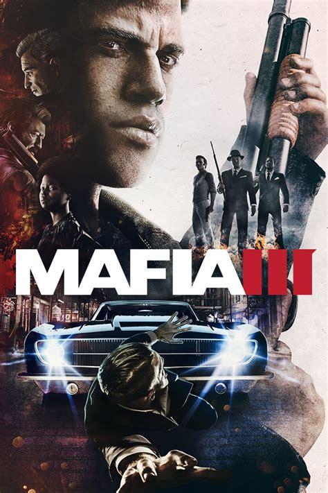 2nd Mafia 3 Reg 3 mafia iii 2017 macintosh box cover mobygames