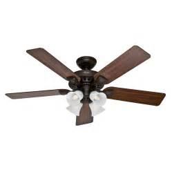 new ceiling fans shop westminster 5 minute fan 52 in new bronze