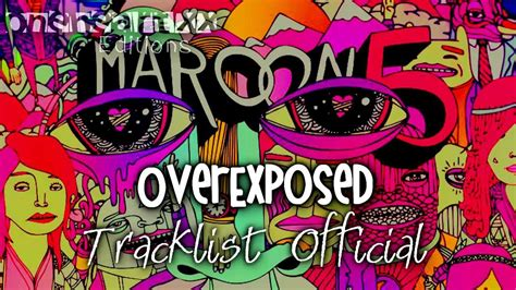 download mp3 coming back for you maroon5 maroon 5 album cover overexposed www imgkid com the