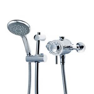 Bath Mixer With Shower Mersey Exposed Mixer Shower Triton Showers