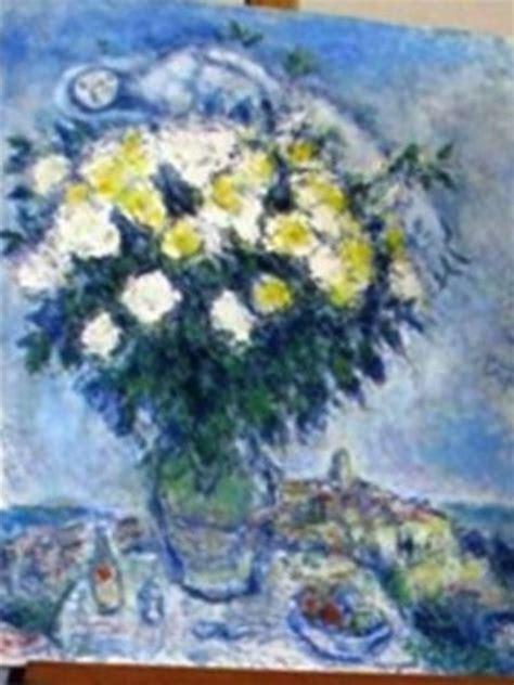 tesori d oriente pavia chagall il bouquet ritrovato torino arte it