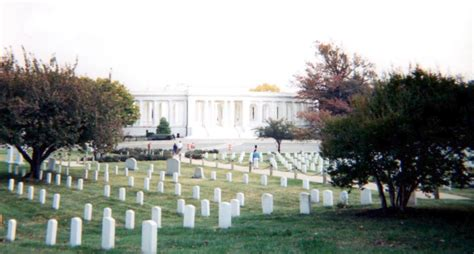 arlington national cemetery army security agency