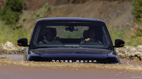 land rover water 2013 range rover off road in water wallpaper 209