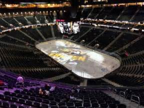 t mobile arena section 210 row wc los angeles vs