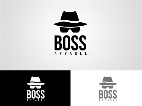 design logo clothing logo design for boss apparel by fresti design 4572169