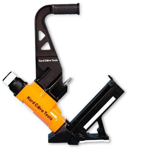 What Type Of Nail Gun For Hardwood Flooring by Kitchen Flooring Progress Design Decision And Plan