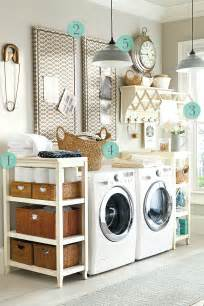 Decorated Laundry Rooms 5 Laundry Room Decorating Ideas How To Decorate