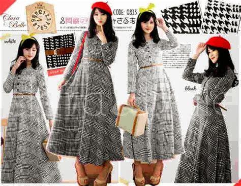 Dress Cantik Free Belt Murah gamis murah