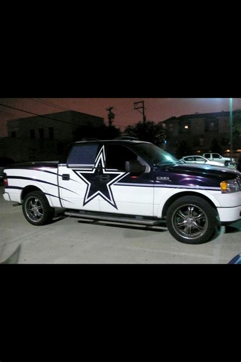 truck dallas ford truck cowboys dallas cowboys 4