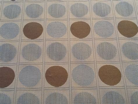 contemporary brown beige circle patterned blackout modern circles squares pattern bold beige brown blue