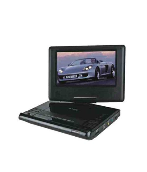 dvd player format in india buy dapic dp699 t 7 inch portable dvd player online at
