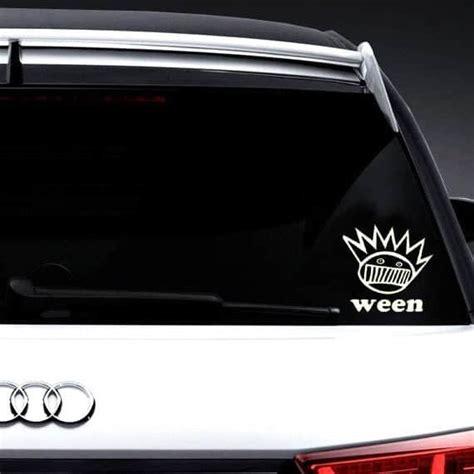Ween Sticker ween band logo vinyl decal sticker