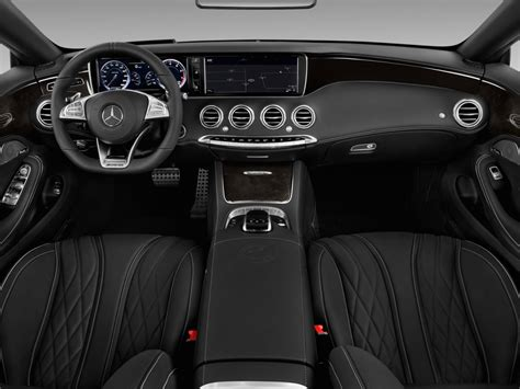 mercedes dashboard 2017 image 2017 mercedes benz s class amg s65 cabriolet