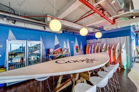 google design new york les plus beaux bureaux du monde happy in tel aviv