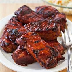 barbecued country style ribs recipe keeprecipes your