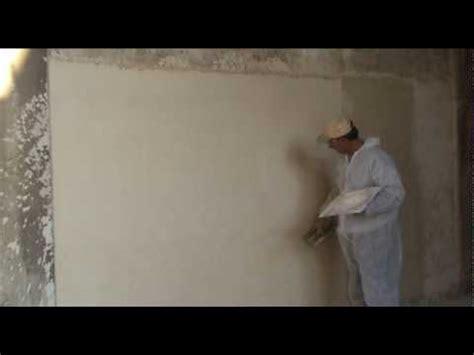 come rasare un muro interno come rasare un muro interno vlog tutorial casa doovi