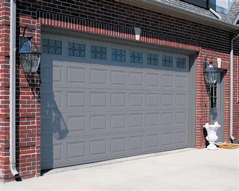 garage doors springville door window