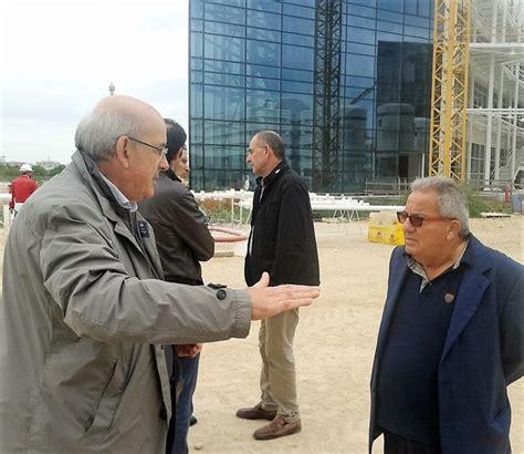 sede presidente consiglio loizzo visita cantieri sede consiglio