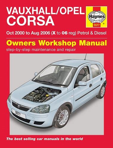 what is the best auto repair manual 2006 jeep liberty engine control 2000 2003 vauxhall opel corsa gas diesel haynes repair manual
