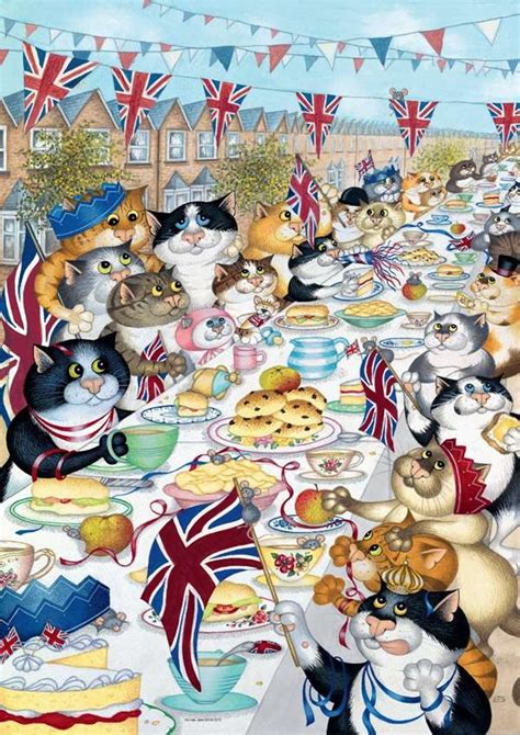 Jigsaw Puzzle Schmidt Cuddly Cats 1000 Pieces cats at the jigsaw puzzle from jigsaw