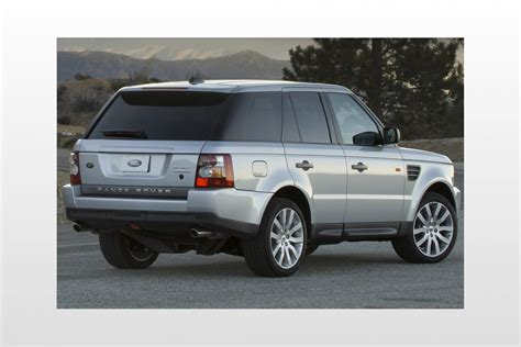 land rover 2007 2007 land rover range rover sport information and photos