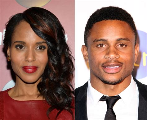 Kerry Washington's Husband, Nnamdi Asomugha, Gets Axed