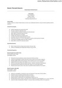 Resume Sles For Applying Abroad Therapist Resume Abroad Sales Therapist Lewesmr