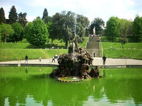 giardini artistici i parchi pi 249 belli di firenze viaggi low cost