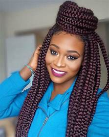 single plaits hairstyles single braids hairstyles new summer trend 2017
