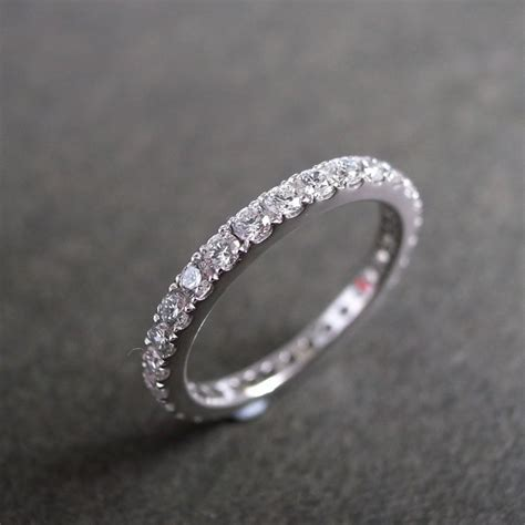 eternity ring eternity band eternity wedding band