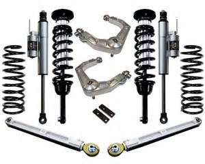 Toyota Lift Kit Icon Stage 4 Lift Kit Suspension System For Toyota