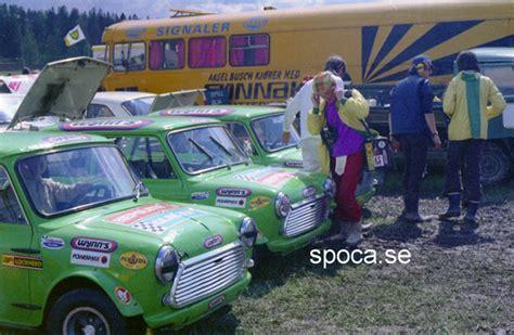 comfort racing amazonen spoca bildmuseet spoca