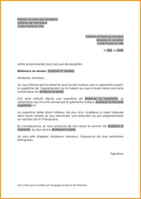 exemple courrier formulaire lettre recommand 233 e jaoloron