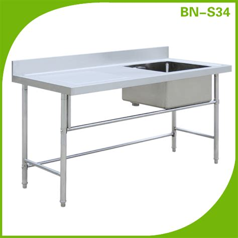 free standing kitchen sinks free standing commercial kitchen sink stainless steel