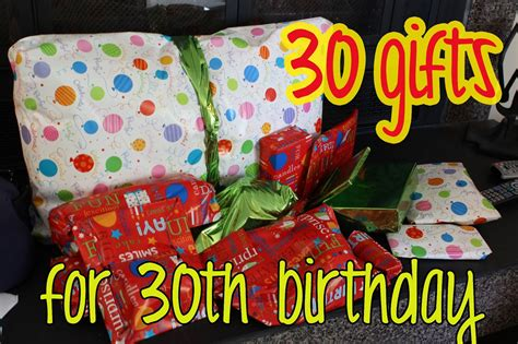 find top ten 30th birthday gift ideas for him birthday present ideas for husband midway media