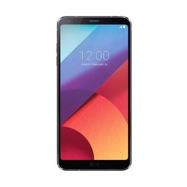 lg g6 garansi resmi lg indonesia jual lg g6 smartphone astro black 64gb 4gb garansi