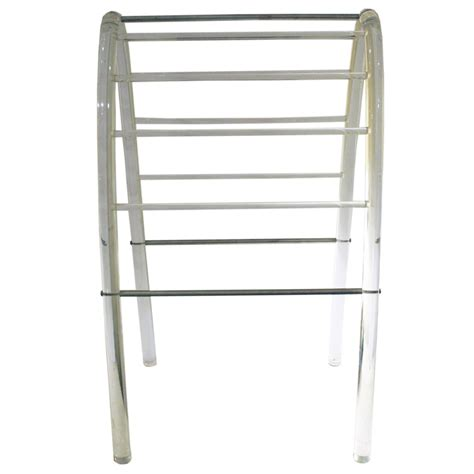 magazine racks for sale mid 20th century lucite magazine rack for sale at 1stdibs