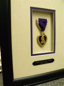 Us Military Awards And Decorations Military Purple Heart Medal Framing Purple Hearts