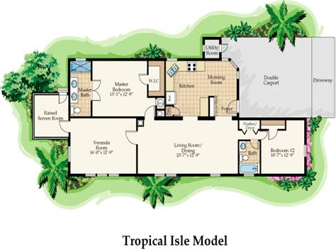 tropical home floor plans tropical house plans design tropical house plan design