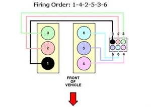 Ford Ranger 3 0 Firing Order Correct Wire Placement For 2003 Ford Fixya