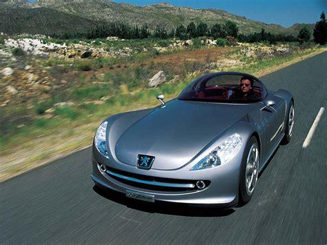 peugeot supercar 2000 peugeot 607 feline concept peugeot supercars