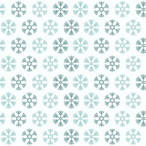 pattern snowflake ai snowflakes pattern design vector premium download
